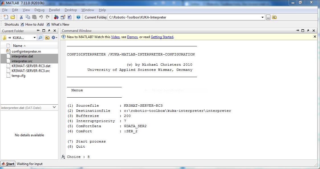 kuka interpreter installation rh cea wismar de kuka krc programming manual kuka programming manual krc4